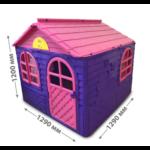Будиночок дитячий зі шторкою 02550∕1